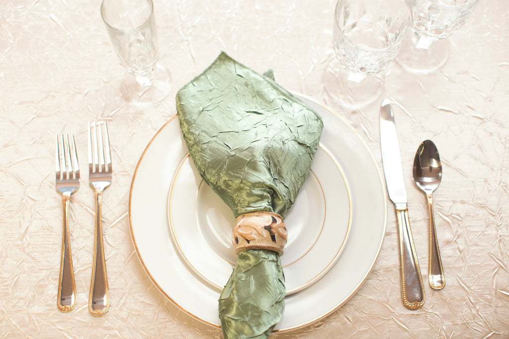 Linen - Champagne Crush - Main Street Weddings & Events