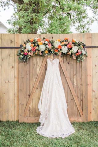 Decor - Barn Doors - Main Street Weddings & Events