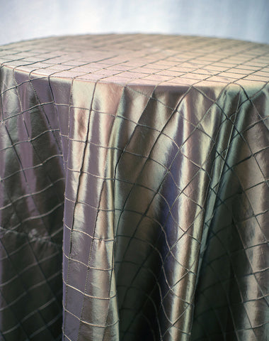 Linen - Copper Pintuck - Main Street Weddings & Events