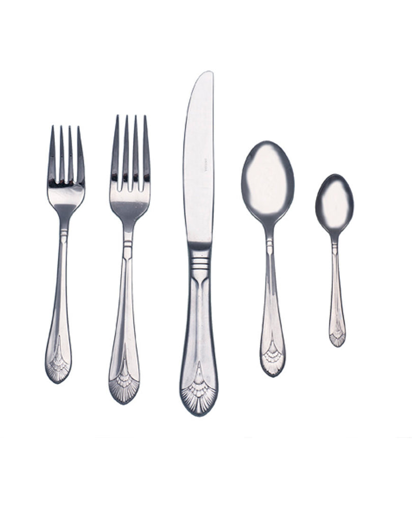 Tabletop - Deco Flatware - Main Street Weddings & Events