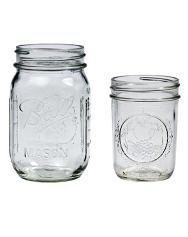 Tabletop - Mason Jars - Main Street Weddings & Events