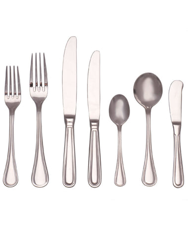 Tabletop - Royal Flatware - Main Street Weddings & Events