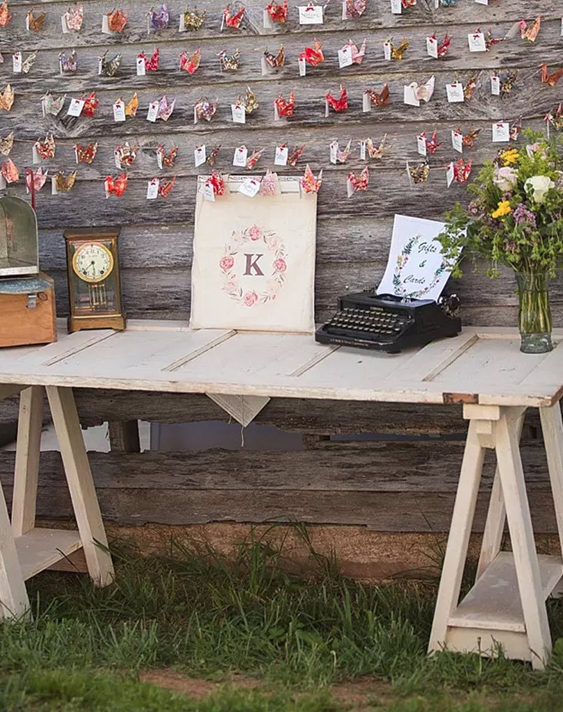 Table - Vintage Door Table - Main Street Weddings & Events