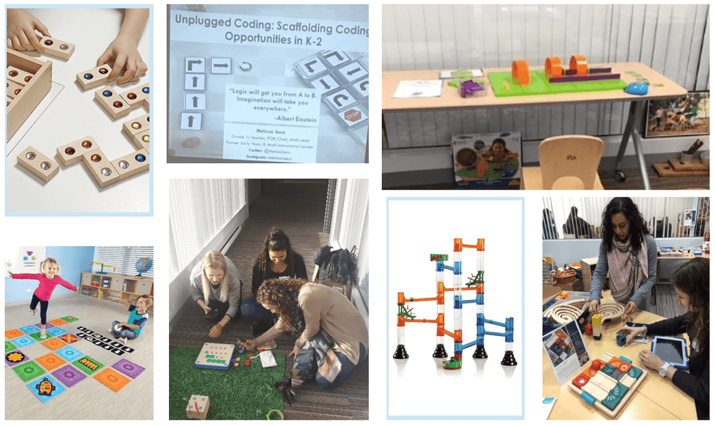 Coding for the Early Years Classroom