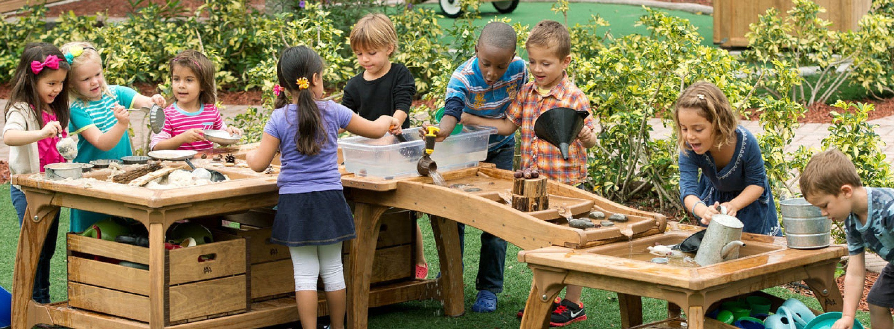 Outlast Outdoor Learning by Community Playthings