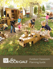 Download Louise Kool Outdoor Classroom Planning Guide for Child Care, Schools and Daycares