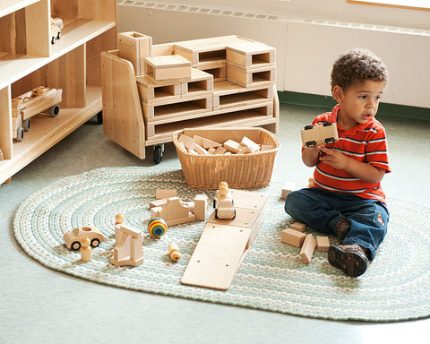mini hollow blocks community playthings reggio inspired louise kool play to learn
