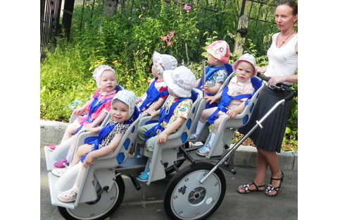 strollers trikes and scooters for outdoor early learning image