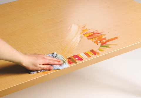 community playthings table cleanable surface for child care kindergarten