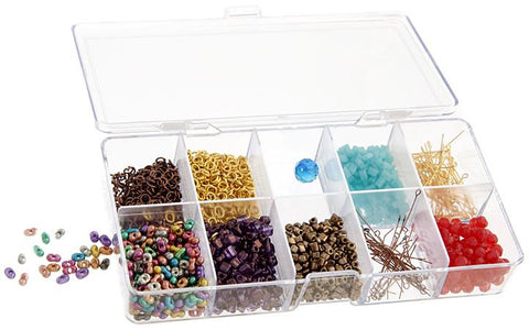 10 Compartment Storage Box - louisekool