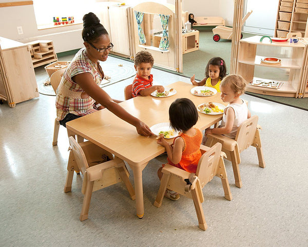 Activity table by Community Playthings - louisekool