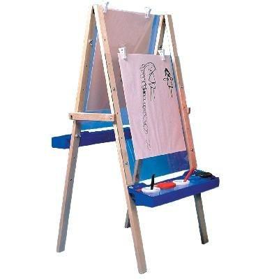 Adjustable Double Acrylic Easel - louisekool