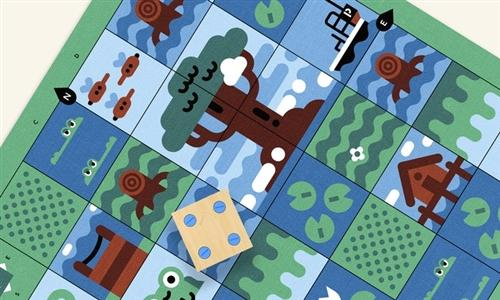 Adventure Maps for Cubetto Coding Playset - louisekool