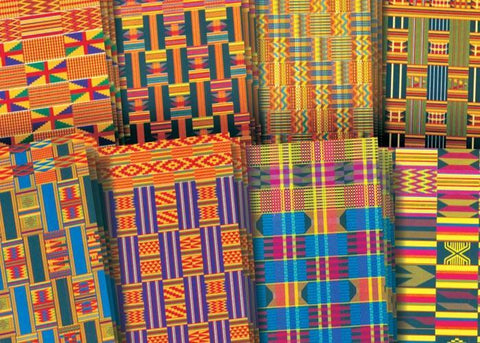 African Crafts Papers - louisekool