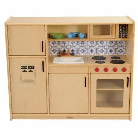 All-In-One Kitchen - louisekool