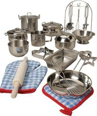 All-Play Stainless Steel Set of 27 - louisekool