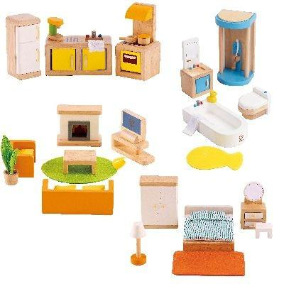 All Season Doll House Furniture - louisekool