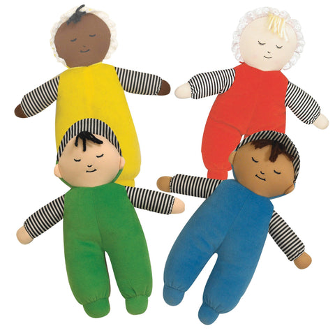 Baby's First Dolls - Set of 4 - louisekool