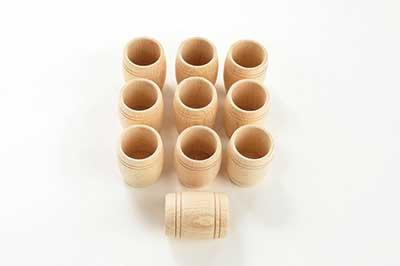 Barrels - Set of 10 - louisekool