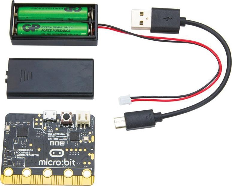 BBC micro:bit Go Bundle - Single - louisekool