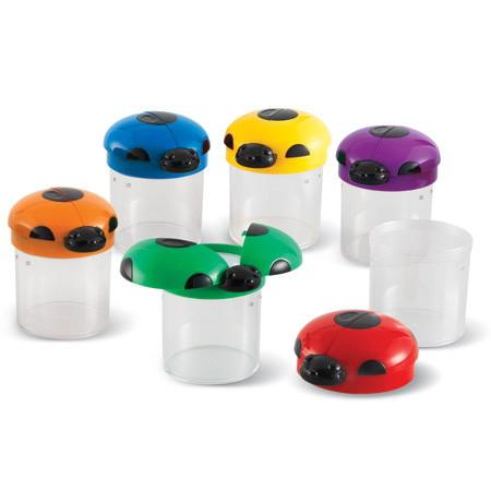 Big View Bug Jars - Set of 6 - louisekool