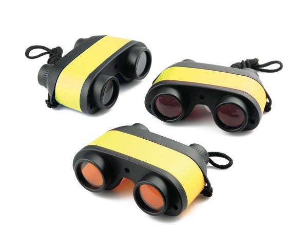 Binoculars 3X Magnification - Set of 12 - louisekool