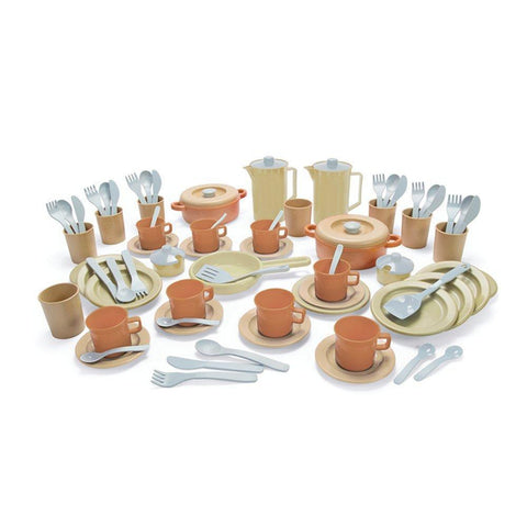 BIO Plastic Large Dinner Set - louisekool