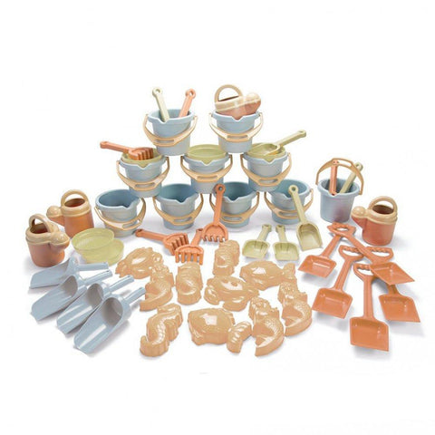 BIO Plastic Sandplay Set - louisekool