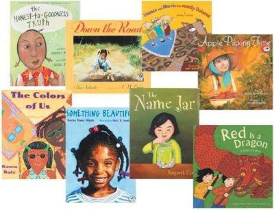 Celebrate Diversity Book Set of 8 - louisekool