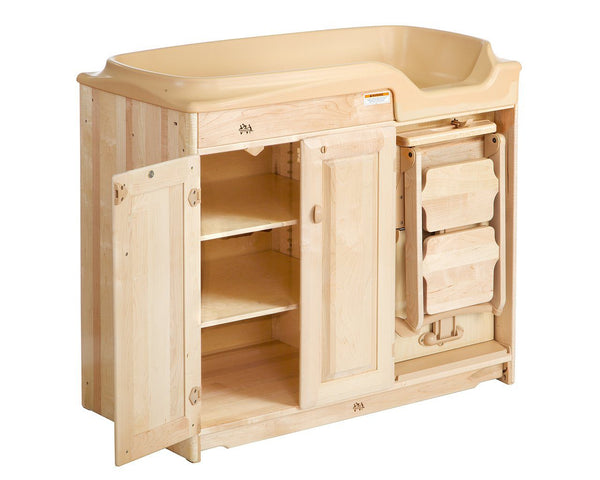 Changing Table With Steps by Community Playthings - louisekool