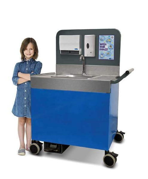 Child-Sized Portable Sink- Premium - louisekool