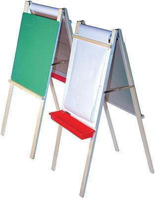 Child's Economy Double Sided Easel - louisekool