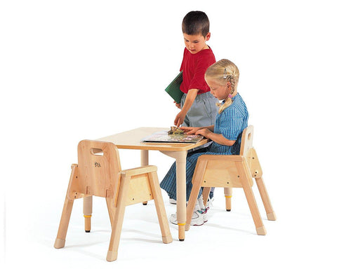 Childshape Chairs by Community Playthings - louisekool