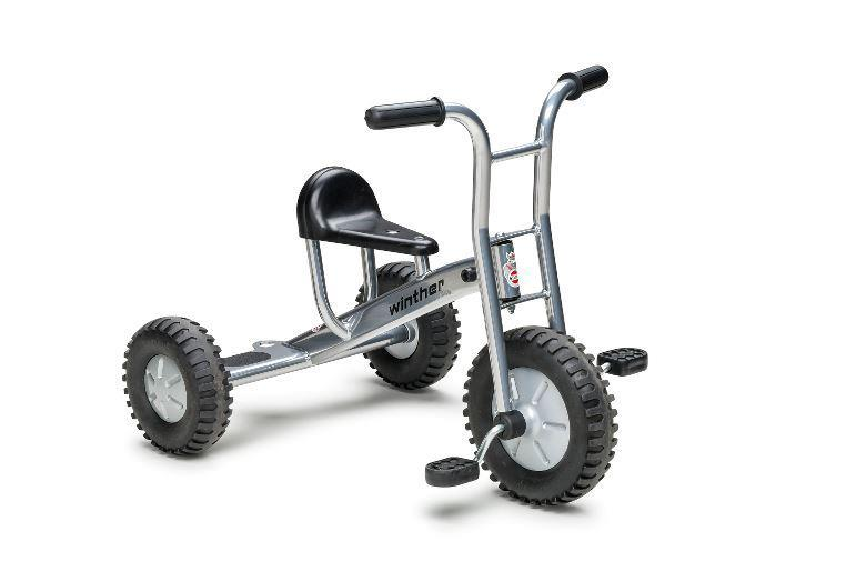 Chrome Off Road Trike - Medium - louisekool