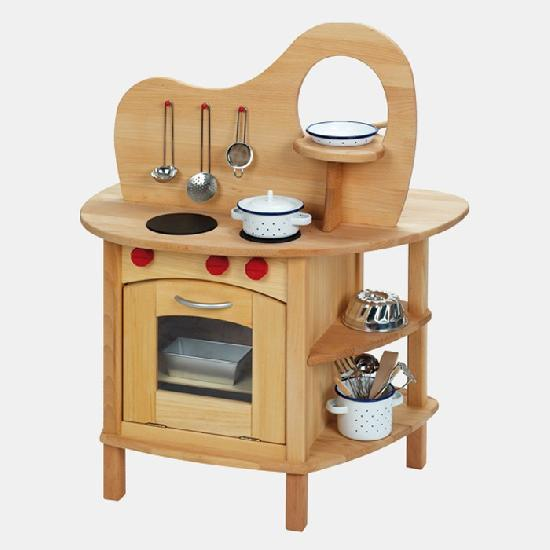 Curved 360 Play Kitchen - louisekool