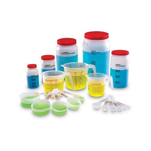 Classroom Liquid Measurement Set of 17 - louisekool