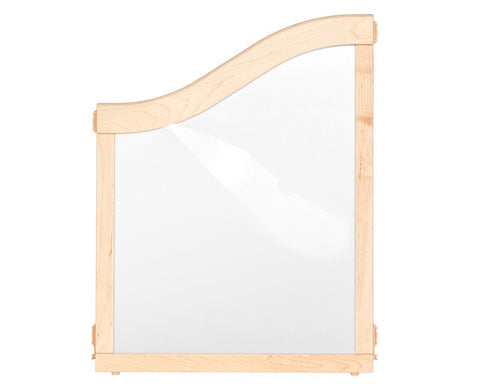 "Community Playthings Clear Short Wave Panel 24"" to 32"" - louisekool"