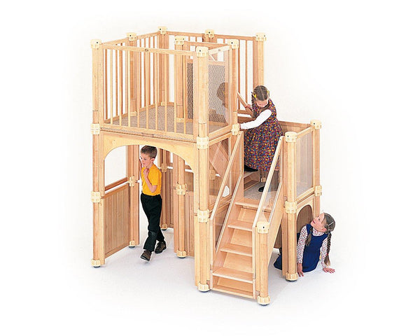 Community Playthings Loft Model 2 Starter Kit - louisekool