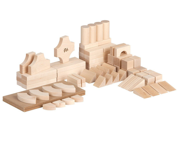 Community Playthings Mini Unit Blocks - louisekool