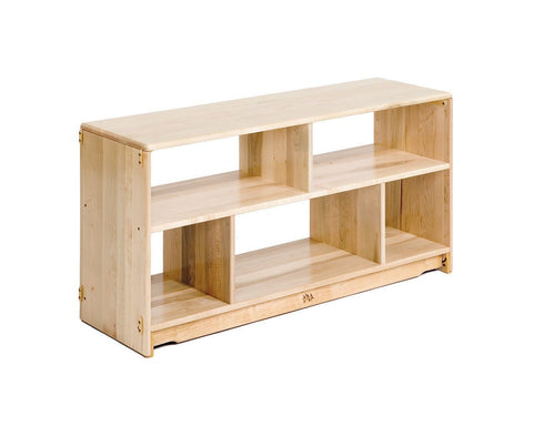 "Community Playthings Open Back Shelf 4' x 24"" - louisekool"