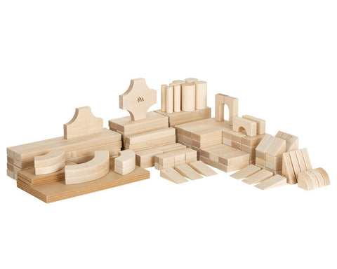 Community Playthings Preschool Set Unit Blocks - louisekool