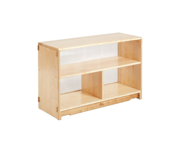 "Community Playthings Translucent Back Shelf 3' x 24"" - louisekool"