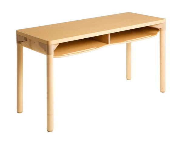 Community Playthings Two-Seater Desk - louisekool