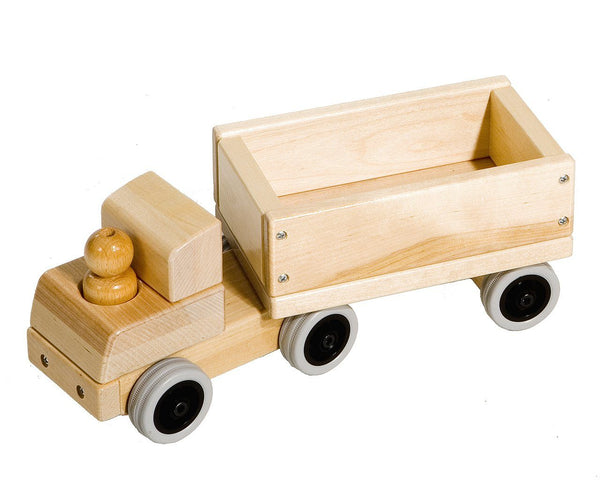Community Playthings Wooden Small Trucks - louisekool