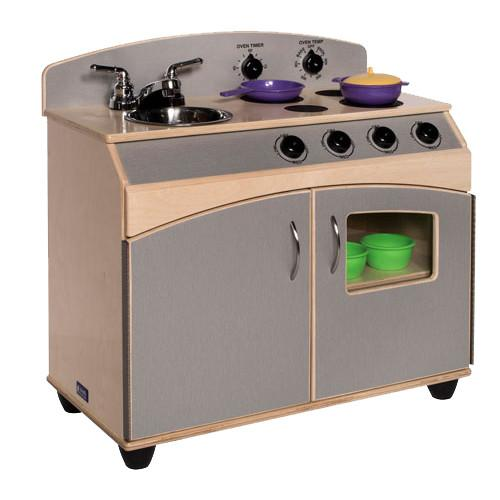 Contemporary 2-in1 Kitchen - louisekool