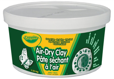 Crayola Air Hardening Clay - louisekool