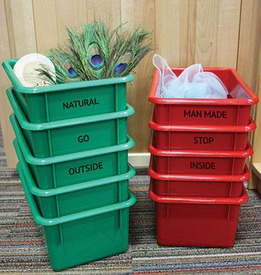 Decision Bins - Set of 10 - louisekool