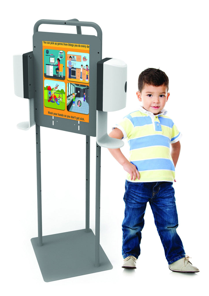 Double Hand Sanitizer Station - Dispenser sold separately - louisekool