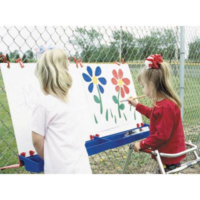 Double Indoor/Outdoor Easel - louisekool