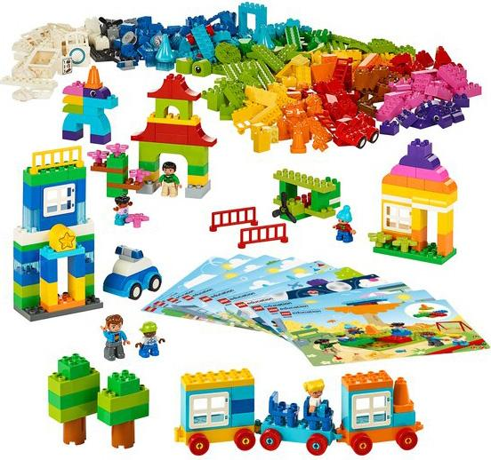 DUPLO My XL World - 480 Pieces - louisekool